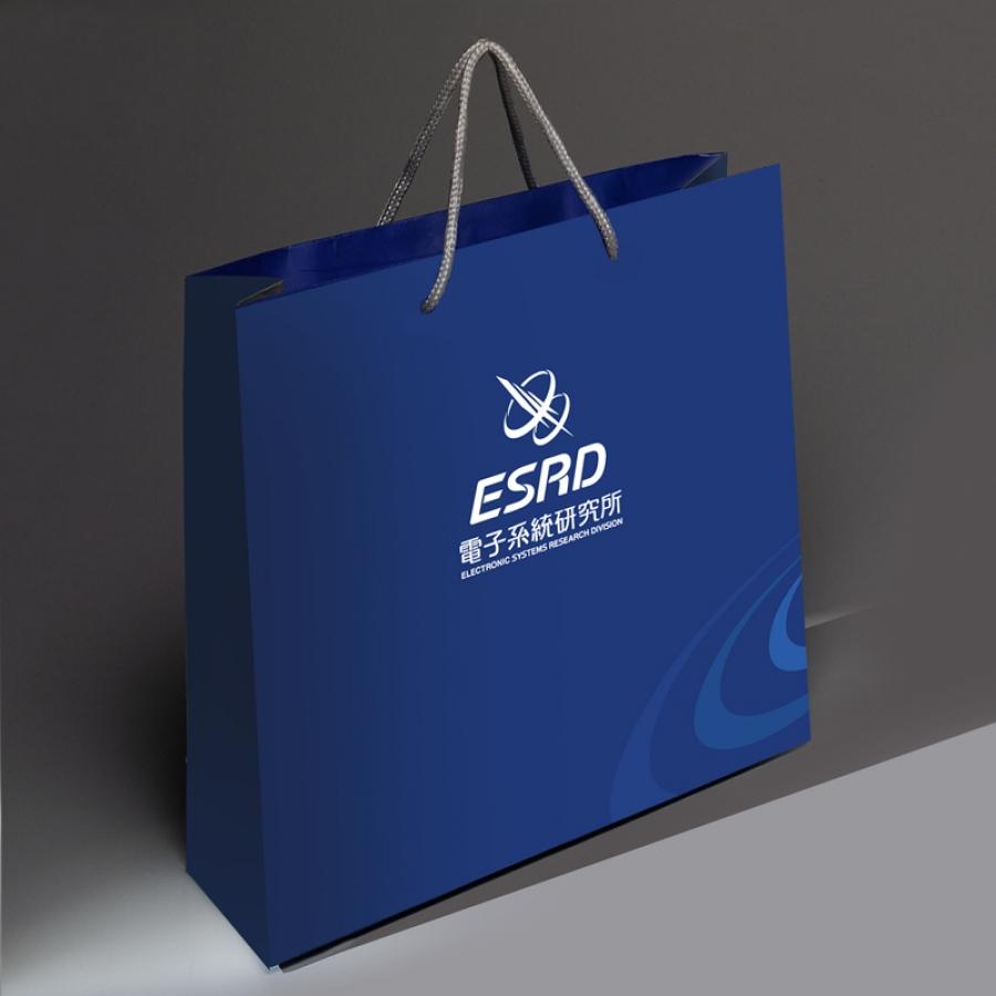 中科院電子系統研究所品牌識別形象設計